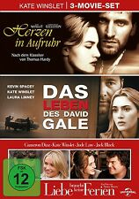 KATE WINSLET - KATE WINSLET-3 MOVIE SET  3 DVD NEU