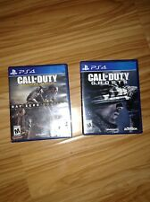 Call of Duty: Advanced Warfare & ghost for (PlayStation 4, 2014)