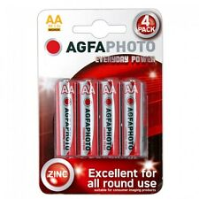 Agfa Photo AA Batteries 4 batteries per card R6 MIGNON  1.5V