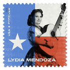 USPS New Lydia Mendoza Forever Self-Adhesive Stamp Sheet of 16