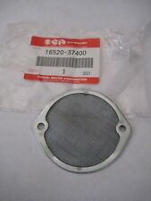 SUZUKI SP500/GZ250/GSX-R750/600/GN250/DR500/250 ENGINE OIL STRAINER NOS!