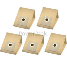 5 x E10, E42, E42N Vacuum Bags for Electrolux Z1810 Z1820 Z1830 Hoover UK