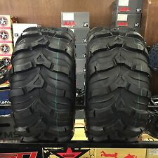 PAIR OF REAR 25-10-12 ATV CST ANCLA ATV TWO TIRES 25x10x12 25 10 12 (2) 25X10-12
