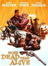 More Dead Than Alive (DVD, 2014)
