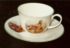 Irish Setter Tea Cup and Saucer Made in England