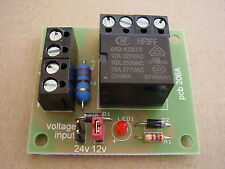 5 x Handy Little Mini relay Board, 12vdc or  24vdc operation