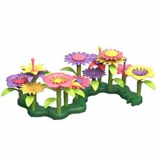Green Toys Build-a-Bouquet Floral Playset, Flower, Plant, Kids Toy, Indoor
