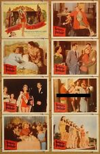 BEAUTY ON PARADE, 1950, Ruth Warrick beauty pageant, U.S.11 x 14 Lobby Card Set