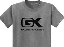 Gallien Krueger t shirt xl bass 800rb 400rb gk amp
