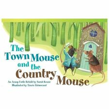 The Town Mouse and the Country Mouse (Read! Explore! Imagine! Fiction Readers)