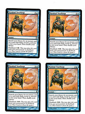 4x Mystical Teachings VG/EX Time Spiral Commander EDH Mtg Magic 4x x4