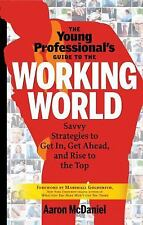 The Young Professional's Guide to the Working World: Savvy Strategies -ExLibrary