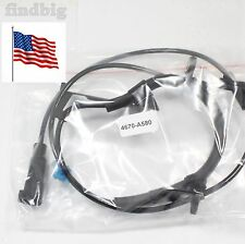 Rear Right ABS Wheel Speed Sensor for 07-12 Mitsubishi Outlander 2WD Lancer ASX