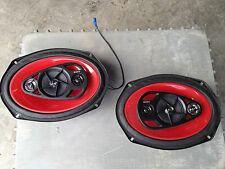 "SONY XS-R6942 XPLOD 6X9""  4 WAY SPEAKERS 270W  PAIR OF CAR SPEAKERS"