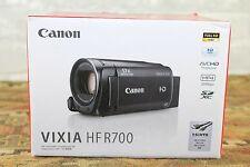 New Canon VIXIA HF R700 Full HD 1080p Camcorder Black