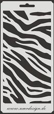 Scrapbooking Schablone S-042  Tiger ~ Stencil ~ UMR-Design