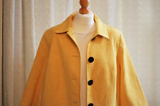 NKD Yellow Jacket - Plus Size - Size 16W (US Size) - 3/4 sleeves - Used