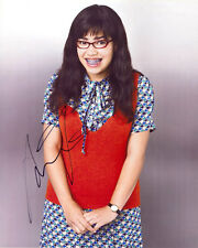 America Ferrera, Betty Suarez - Ugly Betty, signed 10x8 inch photo. COA. Proof.