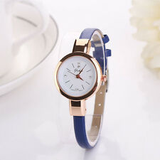 Gift Fashion Women Watch Ladies Round Quartz Analog Bracelet Wristwatch Watch