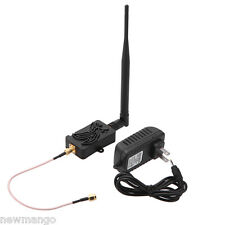 4W Signal Booster 802.11b/g/n Wifi Wireless Amplifier Router Antenna 6-16V NEW