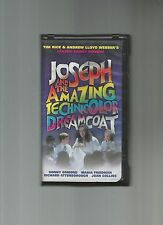 Joseph and the Amazing Technicolor Dreamcoat (Clamshell), Donny Osmond, VHS
