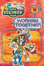 Working Together (Digimon Reader, No. 2), Micheal Teitlbaum, Good Book