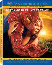 Spider-Man 2 [Includes Digit Blu-ray Region A BLU-RAY/4K-Mastered