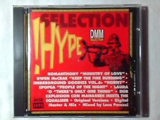 CD Hype selection ROMANTHONY GWEN MCCRAE GREED OMNIA TRIA CPME NUOVO LIKE NEW