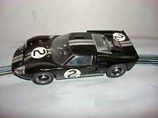 1/32ND Scale  Ford GT 40 MK II 1966 LeMANS Car #2  Winner  Scalextric  Slot Car