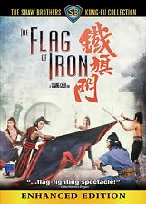 The Flag of Iron (DVD, 2009) Tokyo Shock ENHANCED EDITION W/Slip Cover