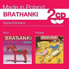 Brathanki - Ano / Patataj (CD 2 disc) NEW