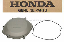 New Honda Right Clutch Access Engine Case Cover With O-Ring 02-07 CR250R #Z14