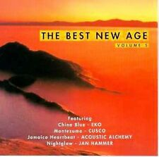 The Best New Age, Vol. 5 by Various Artists (CD, Oct-1997, Priority)