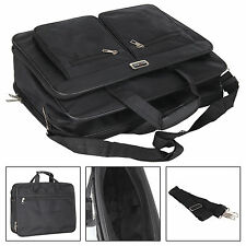Black Business Laptop Computer Bag Suitable to 17 Inch Notebook