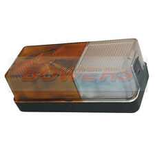 HELLA FRONT SIDE AND INDICATOR TRACTOR COMBINATION LIGHT LAMP UNIT 2BE002485031