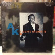 """SEALED 12""""~A.K~[ANTHONY KING]~I Can't Stand It~[x6 Mixes]~~{BUY 1 GET 5 FREE}"""