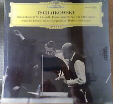 LP RICHTER PIANO Tchaikovsky KARAJAN DG STEREO Sealed Piano Concerto No. 1 new!