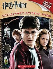 Harry Potter and the Deathly Hallows Part I: Sticker Book (Harry Potter Movie Ti