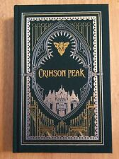 SIGNED x 2 Guillermo Del Toro Crimson Peak Limited Edition 405/500 Titan RARE!!!