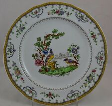 """Late Spode Chelsea Plate 9"""" Lunch Yellow Gold Border"""