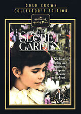 THE SECRET GARDEN (DVD, 1987) - HALLMARK HALL OF FAME - NEW DVD