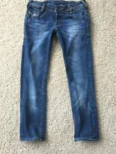 Diesel Industry skinny cropped jeans sz 25 EUC 100% cotton distressed