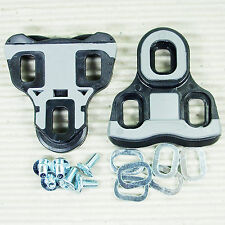 SCHUHPLATTEN XPEDO THRUST CLEAT KIT 0 GRAD SCHWARZ CLEATS XPEDO TRUST KOMPATIBEL