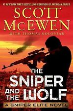 The Sniper and the Wolf: A Sniper Elite Novel Hardcover Scott McEwan