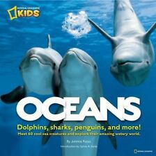 Oceans: Dolphins, sharks, penguins, and more! ( Rizzo, Johnna ) Used - Good