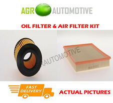 DIESEL SERVICE KIT OIL AIR FILTER FOR FIAT CROMA 1.9 150 BHP 2005-11
