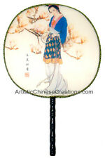 Chinese Gifts Chinese Crafts Products Chinese Silk Hand Fan - Chinese Beauty