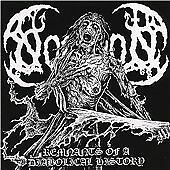 Nominon - Remnants of a Diabolical History ( CD 2007 ) NEW
