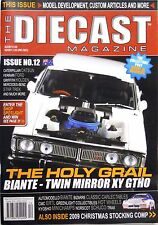 The Diecast Magazine Issue 12 Australia Bathurst Biante Datsun VW Caterpillar