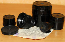 Set of JUPITER-12 (2.8/3.5cm) + Viewfinder. Soviet Lens for Zorki Leica Passport